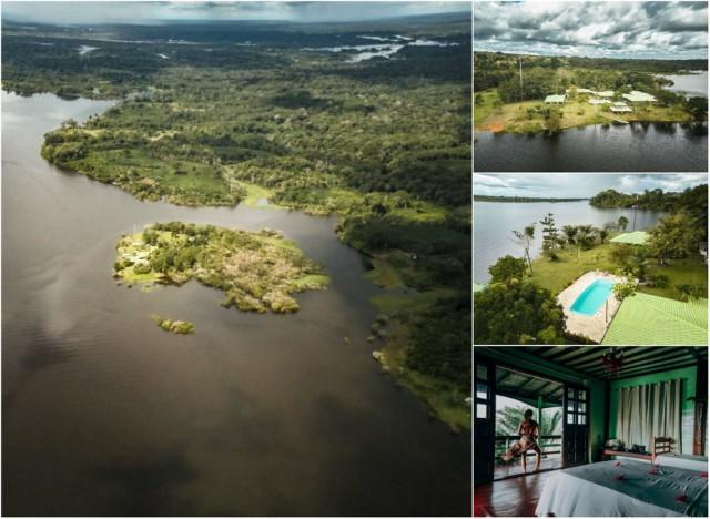 Частный тропический остров выставлен на продажу всего за $850 тысяч