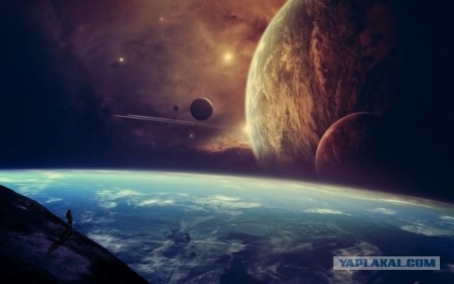 15 невероятных фактов о космосе