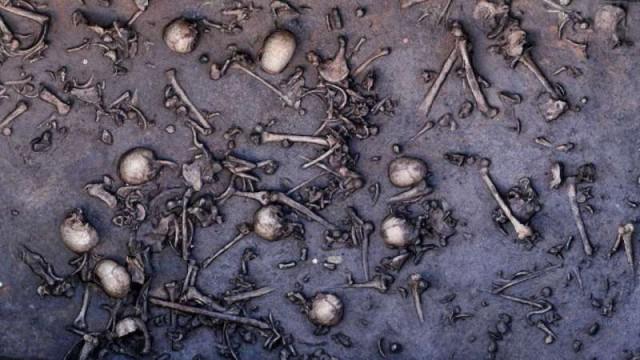 Побоище на мосту: найдено место колоссальной битвы бронзового века