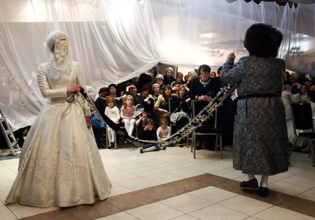Ортодоксальные евреи. 20 фото и текст.