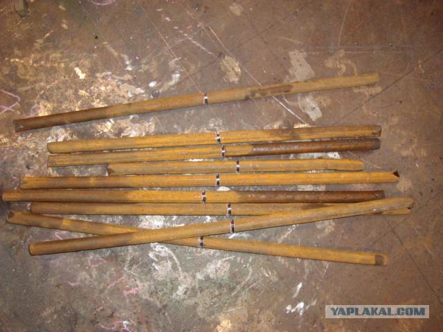 Как вырастить бамбук из металла
