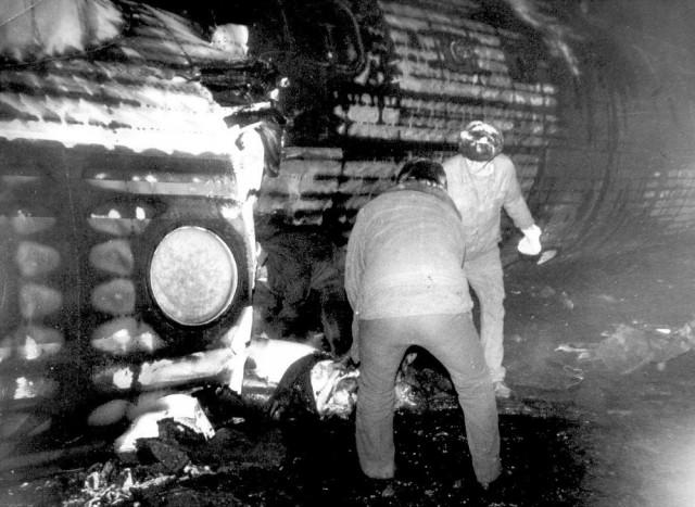 Совершенно секретные фото авиакатастрофы в Самаре