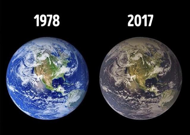 12 поразительных фактов о нашей планете