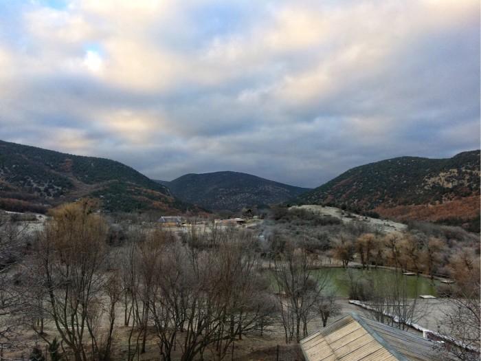 Крым. Узунджа
