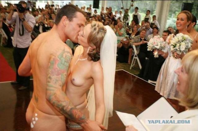 свадебный фото секс