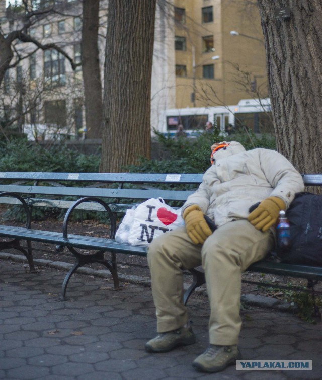 Фото отчет: Нью Йорк