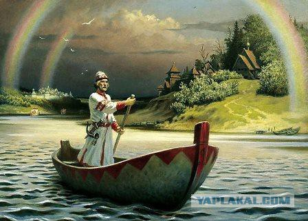 Обереги древних русичей