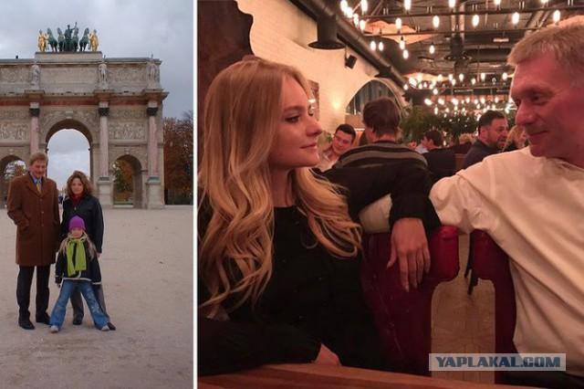 Лиза Пескова удалила свой аккаунт в Instagram после скандала