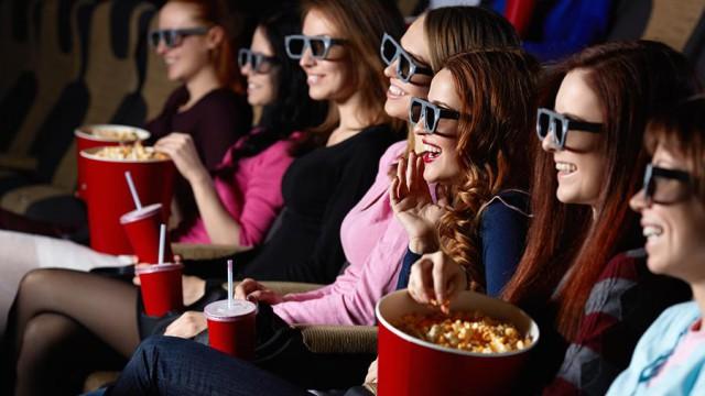 В Госдуме предложили запретить попкорн во время сеансов в кинотеатрах