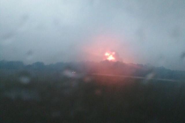 Американская компания опубликовала спутниковые снимки разрушений в Ачинске