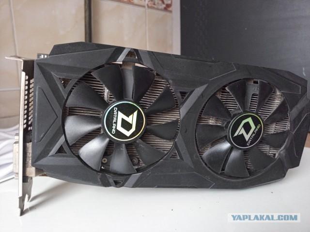 Видеокарты продам AMD RX 470 4Gb