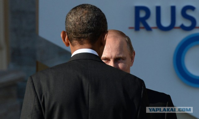 СМИ Италии: Обама проигрывает Путину шаг за шагом