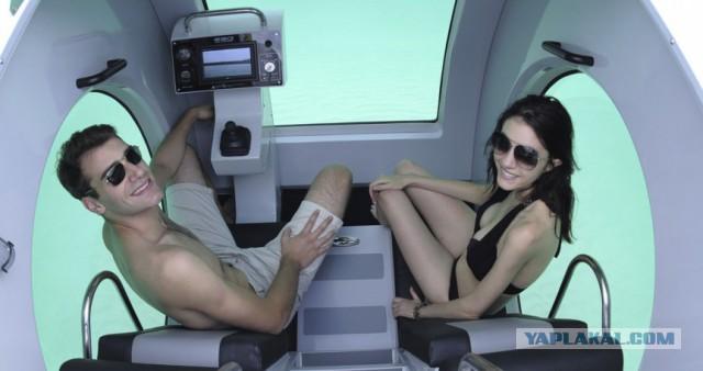 Эксклюзив - частные подводные лодки