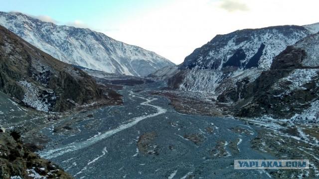 Зимнее путешествие на авто по Северному Кавказу, Грузии и Армении.