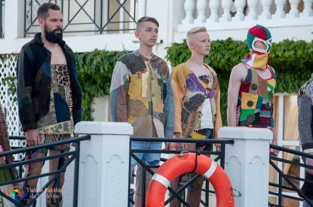 День высокой моды в Бердянске