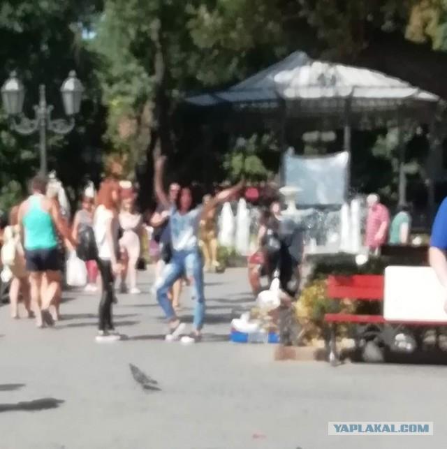 Про отдых в Одессе, с предисловием про отдых в Затоке