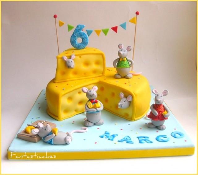 Прикольные торты для детей фото