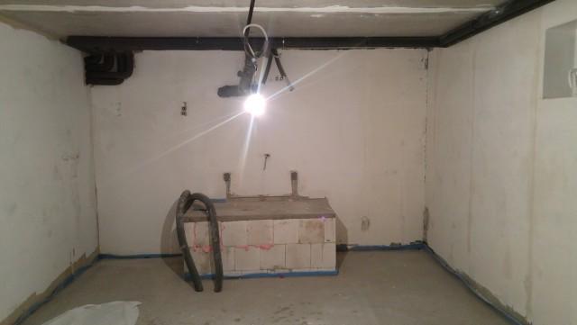 Обустраивание подвального помещения своими руками