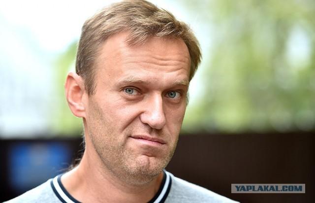 Петиция Навального набрала необходимые 100 тысяч подписей