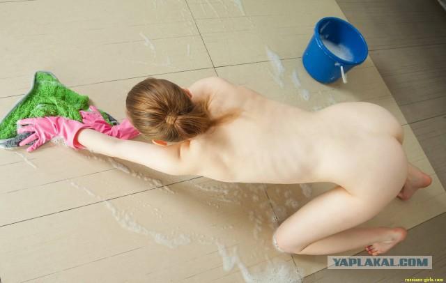 фото голая пола