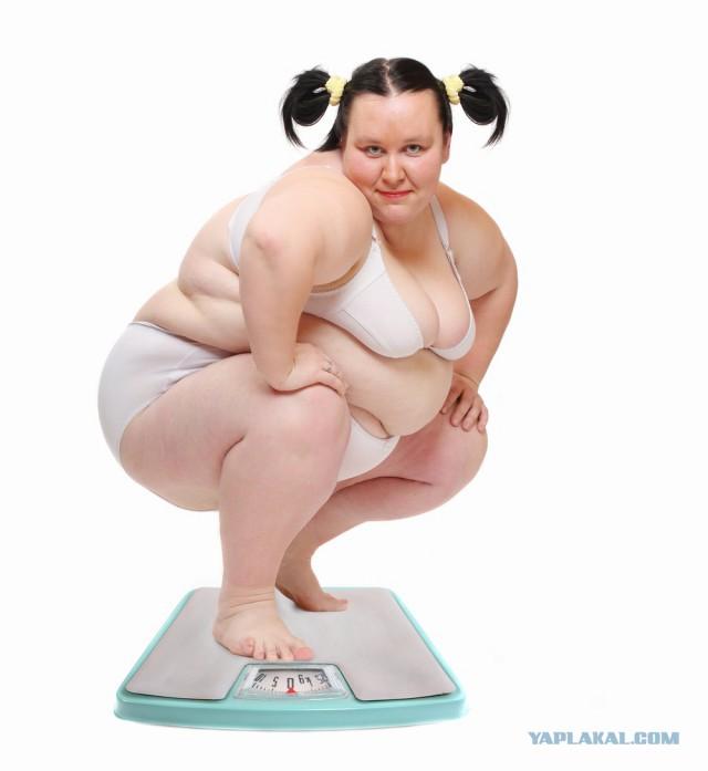 толстые белые женщины фотогалереи
