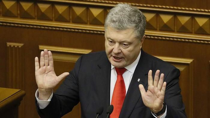Порошенко не смог дозвониться до Путина после инцидента в Керченском проливе