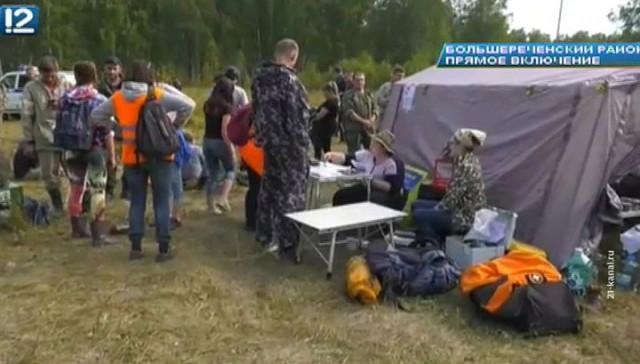 Пропавшего в лесу в Омской области трехлетнего мальчика нашли живым