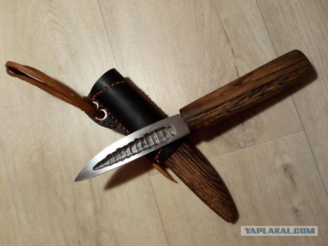 Версия якутского ножа