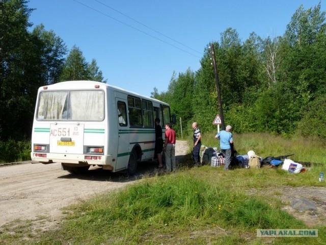 Карелия, финская граница