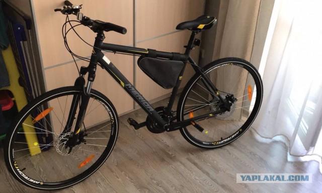 Продам велосипед Merida Crossway 15-MD (2017)