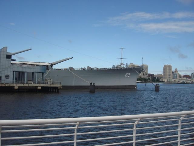 "Линкор ""Нью-Джeрси"" (Battleship USS New Jersey)"