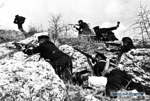 Фото Крыма 1941-1944 года