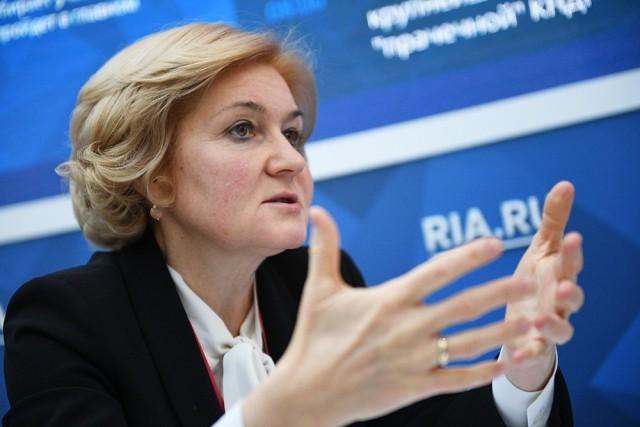 Голодец: Пенсия в России должна достичь 25 тысяч рублей
