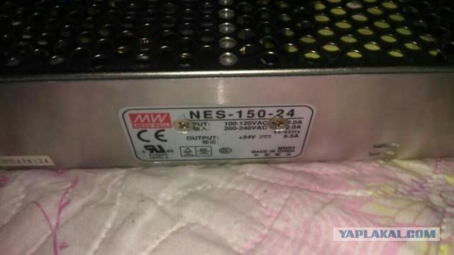 Блок питания NES 150 w, 24 v