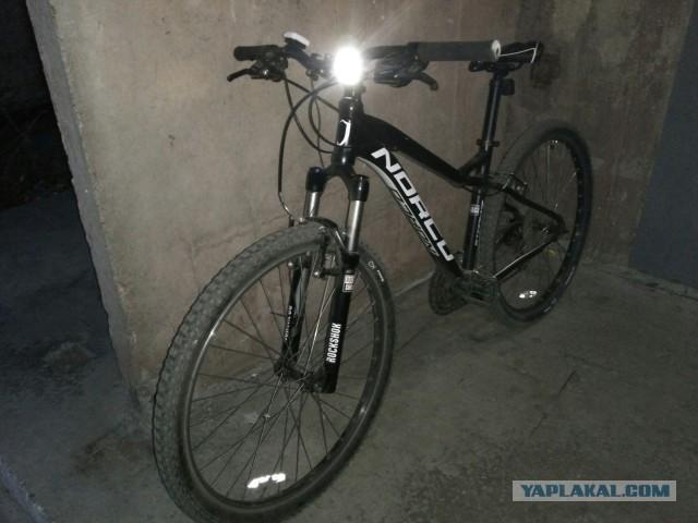 Омск,велосипед Norco Shtorm 7.3