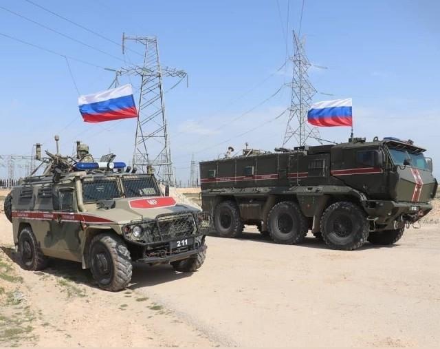 Четверо американских военных пострадали в столкновении с россиянами в Сирии