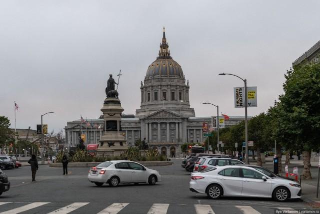 Героиновое гетто Сан-Франциско