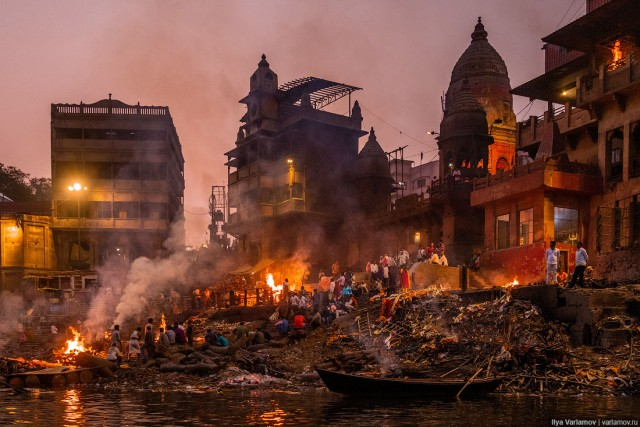 ⭐Варанаси: индийская столица смерти