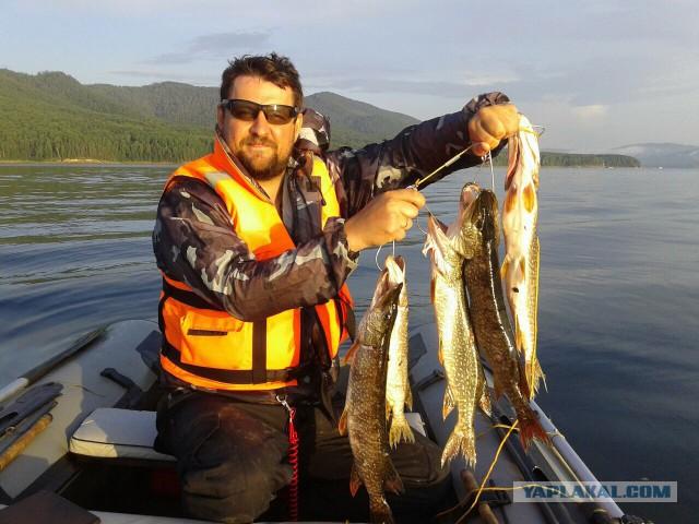 всем рыбакам нхнч