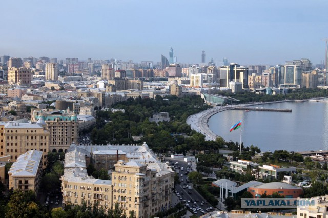 Мерси, Баку или путешествие в Азербайджан  (Баку-Шеки-Новханы и др.)