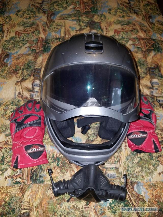 Продам шлем мото/снегоход всесезонный модуляр