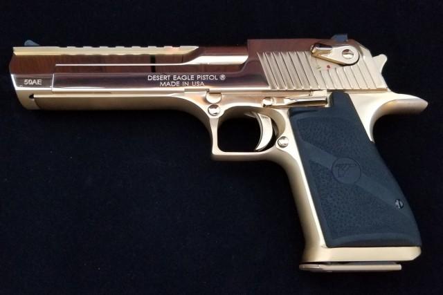 Оружейная эстетика: Desert Eagle