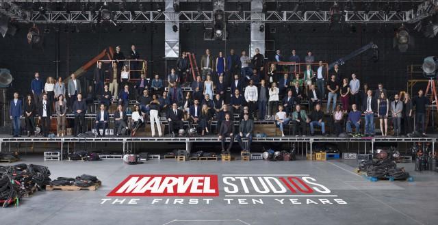 Все из Marvel, отличная фото