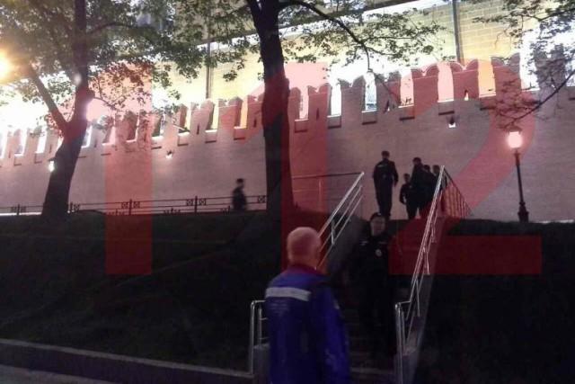Полицейский застрелился на Красной площади