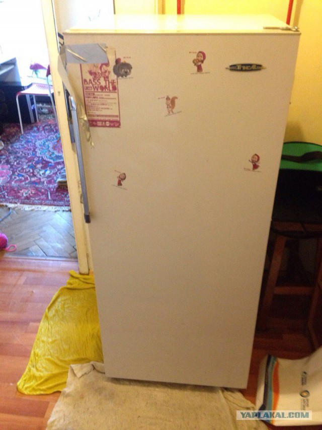 Холодильник зил СПб