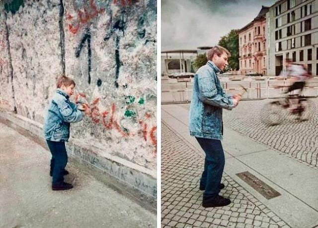 25 удивительных фотографий, доказывающих, что время меняет всё