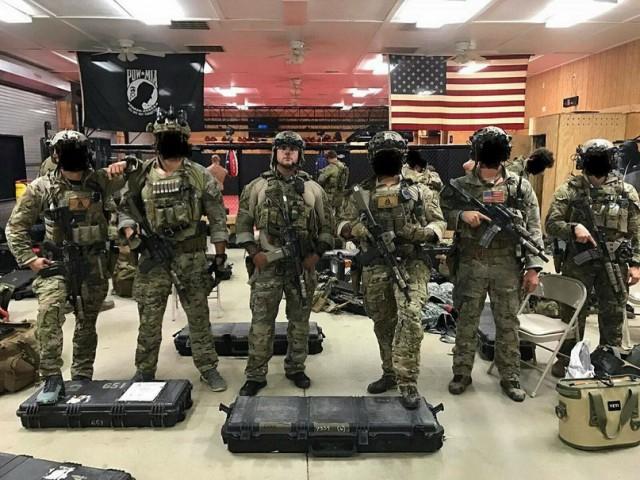 Примерная стоимость экипировки американских Special Forces («Зеленых беретов») на 2017-2018 года