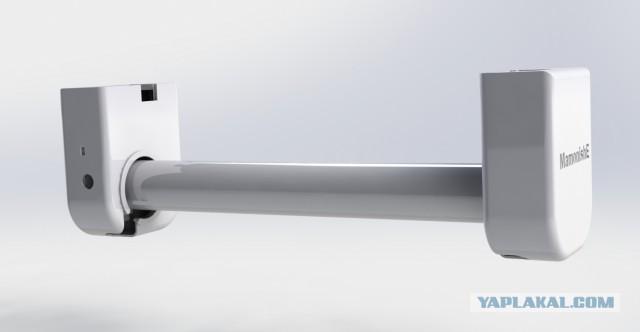 Моторизированный экран для проектора или до чего доводит жадность