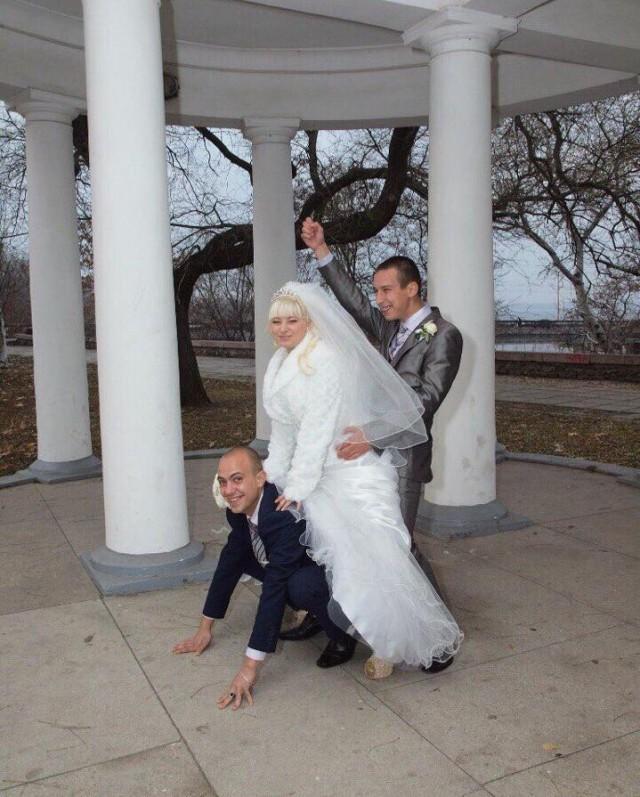 """Эта свадьба пела и гуляла или """"совет да любовь"""""""