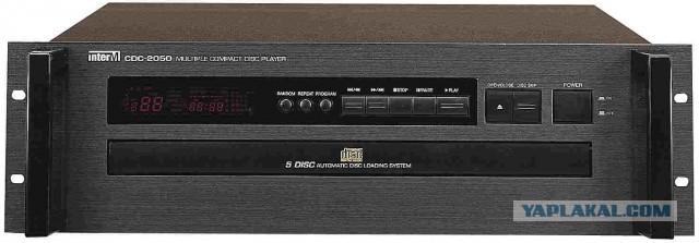 5-ти дисковый СD-проигрыватель CDC-2050